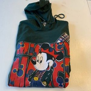 Vintage Mickey Mouse shirt jerry Leigh